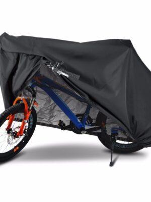 Funda Cubre Bicicleta Silver X 2 Unidades